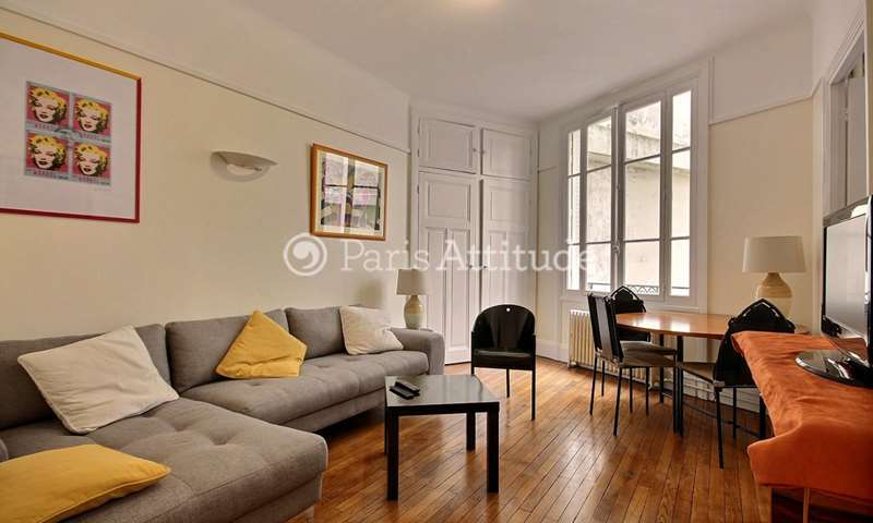 Rent Apartment 1 Bedroom 35m² rue Feydeau, 75002 Paris