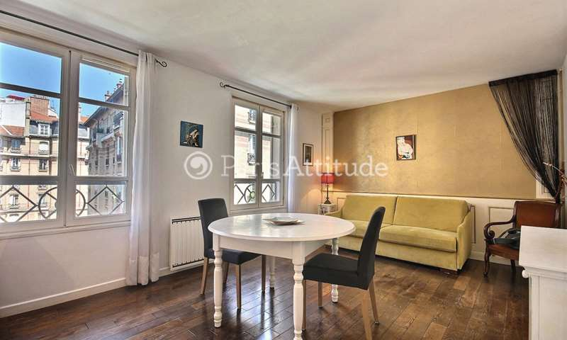 Location Appartement Studio 28m² rue Daguerre, 75014 Paris
