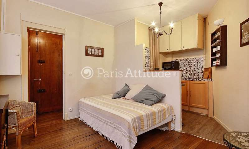 Rent Apartment Studio 20m² rue Notre Dame de Lorette, 75009 Paris