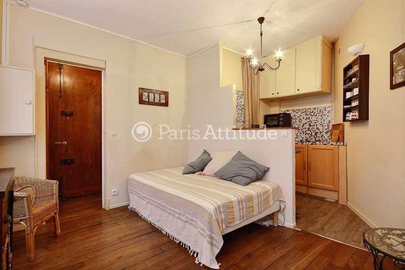 Aluguel Apartamento mobiliado Quitinete 20m² rue Notre Dame de Lorette, 75009 Paris