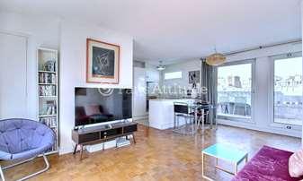 Rent Apartment 1 Bedroom 46m² rue Daubenton, 5 Paris