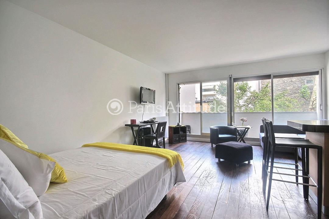 Louer un appartement paris 75016 37m trocadero champs elysees ref 2208 - Studio appartement m ...
