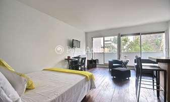 Rent Apartment Alcove Studio 37m² Rue de l Amiral Hamelin, 16 Paris