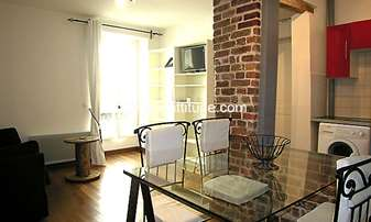 Rent Apartment 2 Bedrooms 40m² Cité Thure, 15 Paris