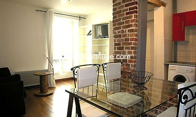 Location Appartement 2 Chambres 40m² Cité Thure, 15 Paris