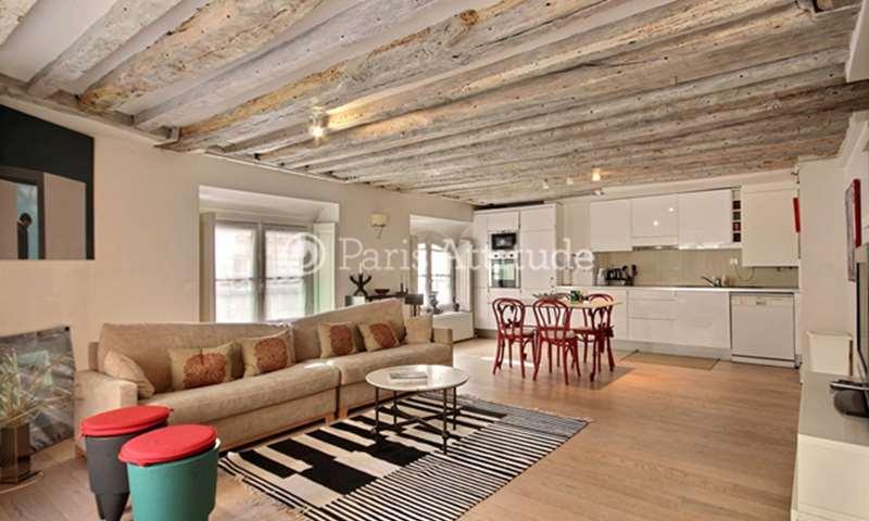 Aluguel Apartamento 2 quartos 88m² rue de Bourgogne, 7 Paris