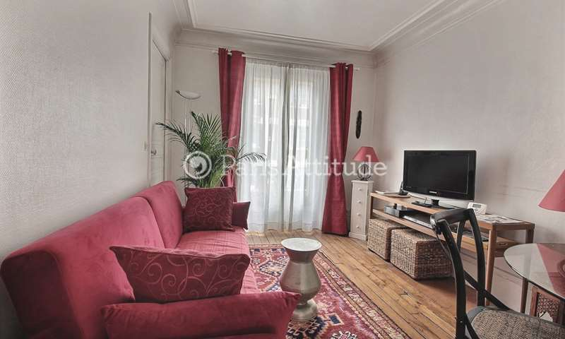 Rent Apartment 2 Bedrooms 40m² rue de Clignancourt, 18 Paris