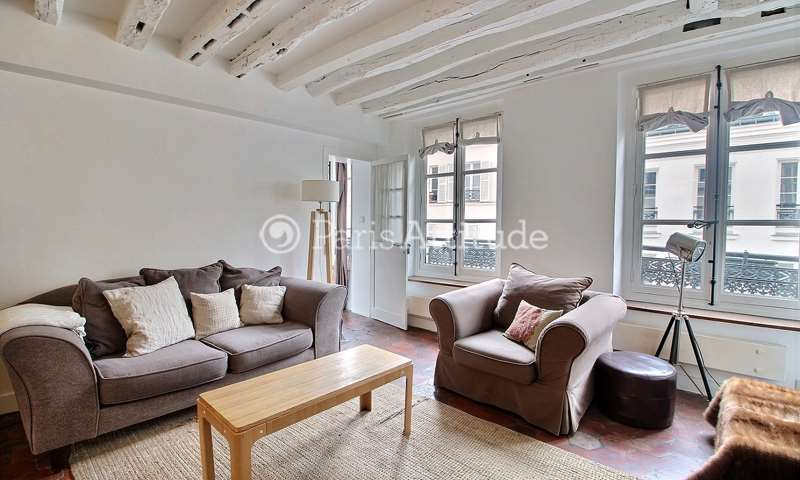 Rent Apartment 2 Bedroom 77m² rue Notre Dame de Nazareth, 75003 Paris