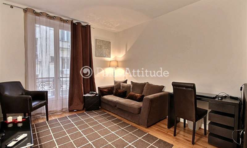 Rent Apartment 1 Bedroom 38m² rue Claude Terrasse, 16 Paris