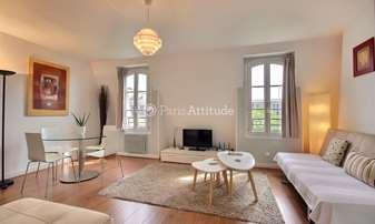 Rent Apartment 1 Bedroom 60m² boulevard Henri IV, 4 Paris
