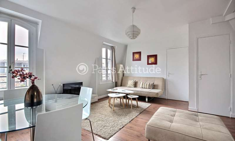 Rent Apartment 1 Bedroom 60m² boulevard Henri IV, 4 Paris