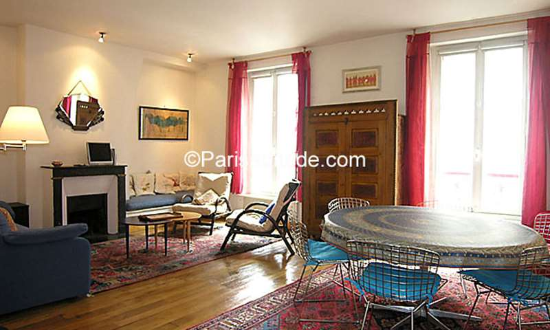 Rent Apartment 1 Bedroom 68m² rue du Foin, 75003 Paris