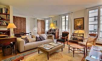 Rent Apartment 1 Bedroom 70m² rue des Petits Champs, 1 Paris