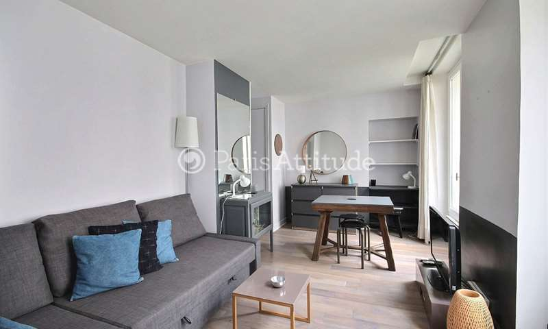 Rent Apartment 1 Bedroom 28m² rue de Picardie, 3 Paris