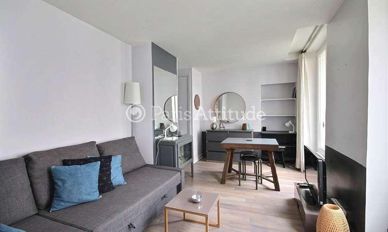 Location Appartement 1 Chambre 28m² rue de Picardie, 3 Paris