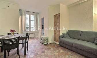 Location Appartement Studio 28m² rue Mazarine, 6 Paris