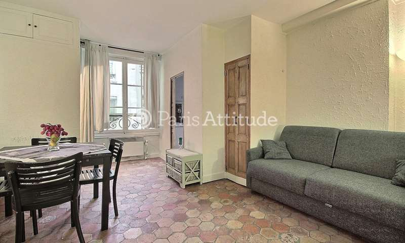 Rent Apartment Studio 28m² rue Mazarine, 6 Paris