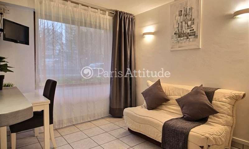 Rent Apartment Studio 20m² rue Baudricourt, 75013 Paris