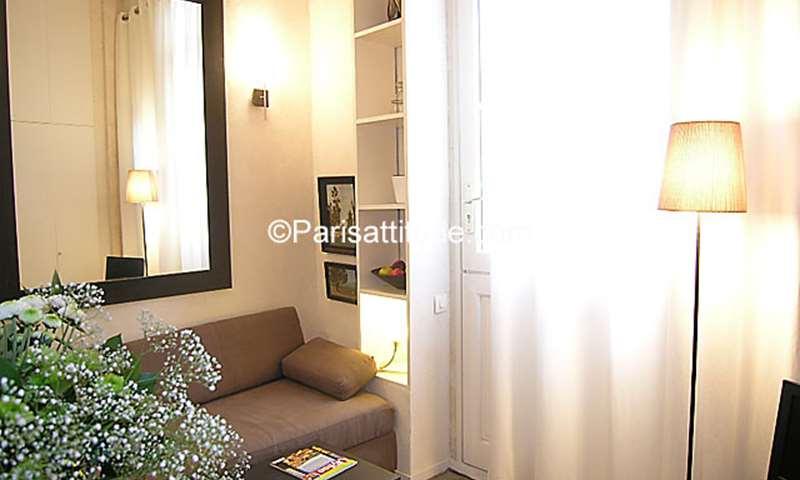 Location Appartement Studio 20m² rue d Hauteville, 75010 Paris