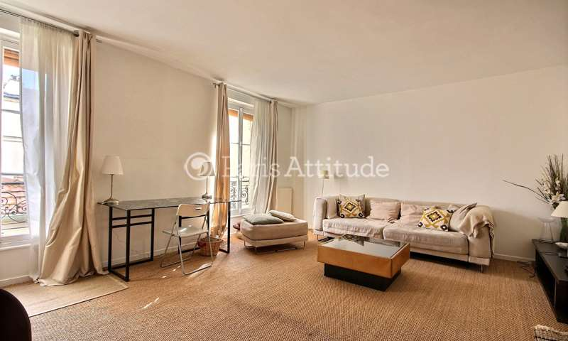 Rent Loft 1 Bedroom 75m² rue de la Grange aux Belles, 75010 Paris