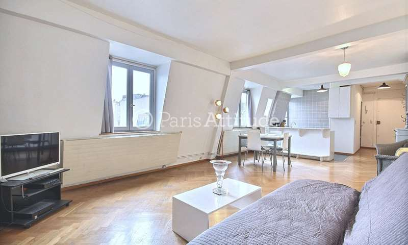 Rent Apartment 1 Bedroom 63m² rue de Lappe, 75011 Paris