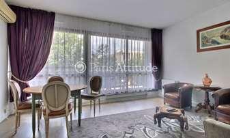 Rent Apartment 2 Bedrooms 70m² boulevard Lannes, 16 Paris