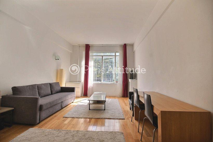 Aluguel Apartamento mobiliado Quitinete 40m² avenue Franklin D. Roosevelt, 75008 Paris