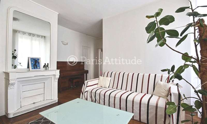 Rent Apartment 2 Bedroom 60m² boulevard Richard Lenoir, 75011 Paris