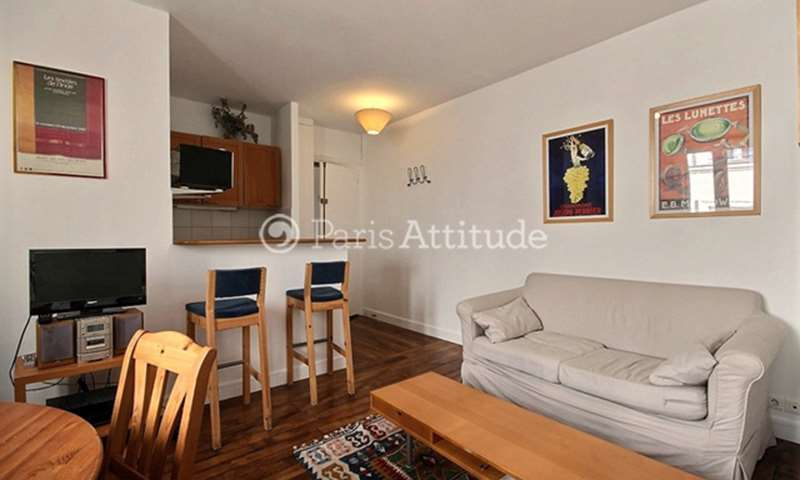 Rent Apartment Alcove Studio 30m² rue Malar, 75007 Paris