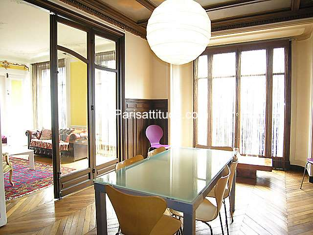 Louer un appartement paris 75018 130m porte de la for Meuble porte de la chapelle
