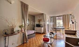 Rent Apartment Alcove Studio 47m² rue Charcot, 92200 Neuilly sur Seine