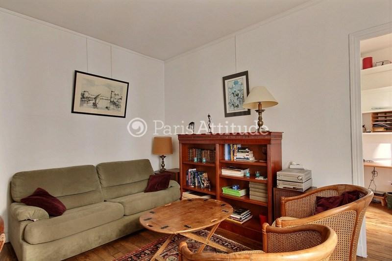 Location Appartement 1 Chambre 31m² rue des Feuillantines, 75005 Paris