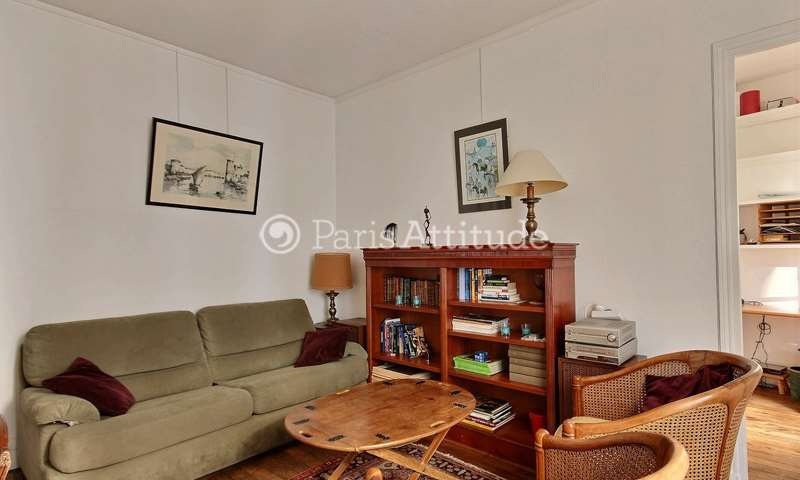 Rent Apartment 1 Bedroom 31m² rue des Feuillantines, 75005 Paris