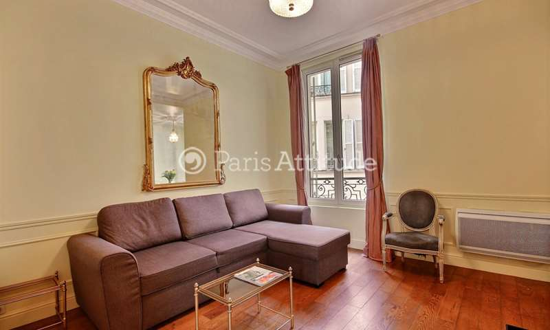 Rent Apartment 1 Bedroom 44m² rue du Faubourg Saint Honore, 8 Paris