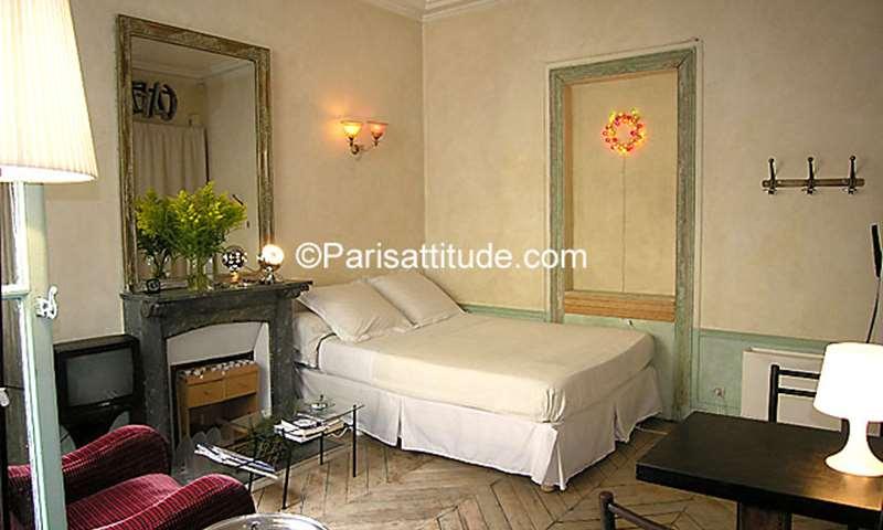 Rent Apartment Studio 20m² boulevard de Bonne Nouvelle, 10 Paris