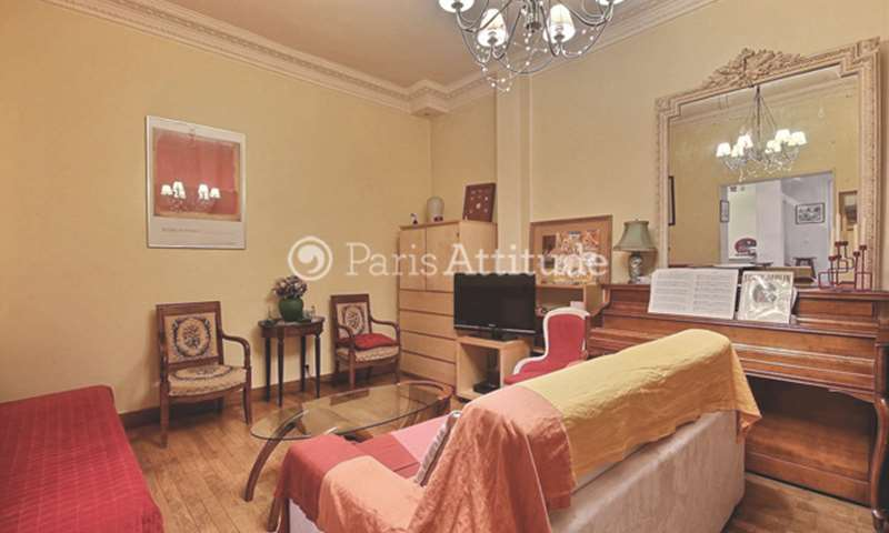 Rent Apartment 1 Bedroom 50m² square Arago, 13 Paris