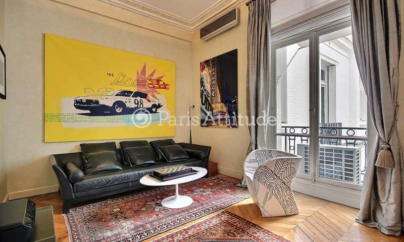 Rent Apartment 1 Bedroom 56m² rue de la Paix, 75002 Paris