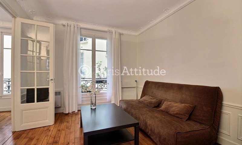 Rent Apartment 1 Bedroom 60m² avenue de la Republique, 75011 Paris