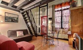 Aluguel Apartamento Studio 33m² rue Quincampoix, 4 Paris