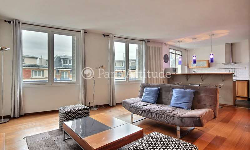 Rent Apartment 1 Bedroom 70m² rue Duret, 75016 Paris