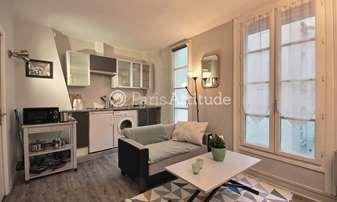 Location Appartement Studio 22m² rue Saint Georges, 9 Paris
