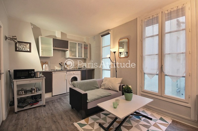Location Appartement Studio 22m² rue Saint Georges, 75009 Paris