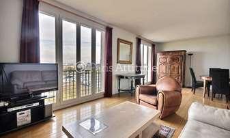 Rent Apartment 2 Bedrooms 87m² avenue Ferdinand Buisson, 16 Paris