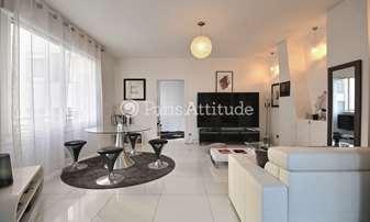 Rent Apartment 1 Bedroom 60m² avenue Montaigne, 8 Paris