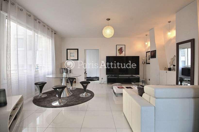 Louer Appartement meublé 1 Chambre 60m² avenue Montaigne, 75008 Paris