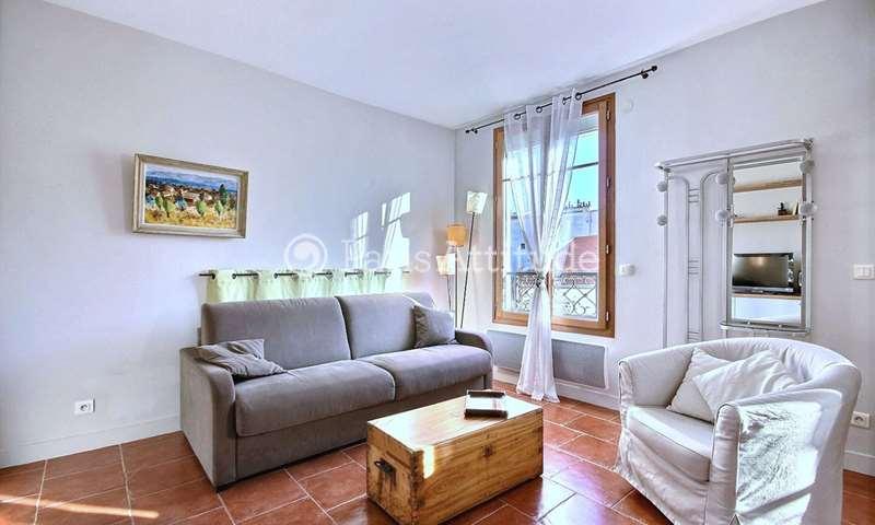 Location Appartement Studio 24m² rue Sedaine, 11 Paris