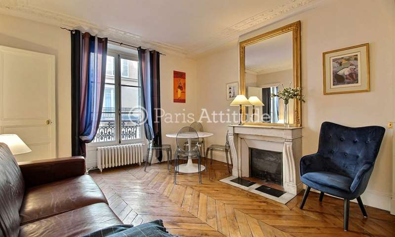 Rent Apartment 2 Bedrooms 76m² rue Jean Mermoz, 8 Paris