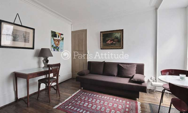 Rent Apartment 1 Bedroom 28m² rue Montmartre, 1 Paris
