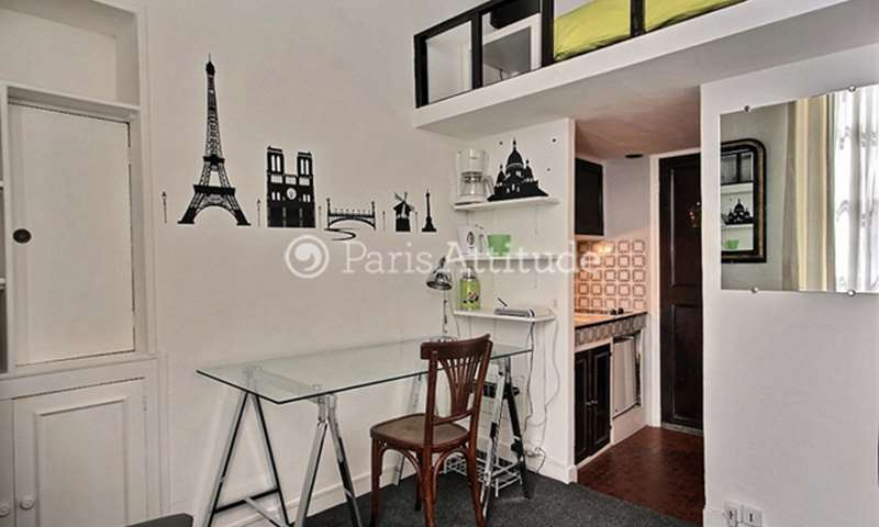 Rent Apartment Studio 12m² rue du Croissant, 75002 Paris