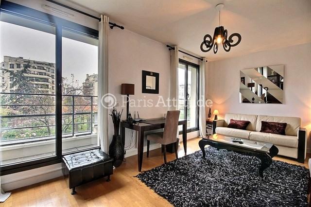 Rent Apartment Studio 28m² avenue Marcel Proust, 75016 Paris